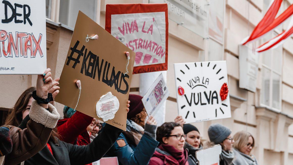 Bescheuert besteuert: Bluten bleibt in Österreich weiterhin Luxus